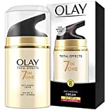 Olay Total Effects 7-in-One Anti Ageing Day Cream for Normal Skin with SPF 15, 50g