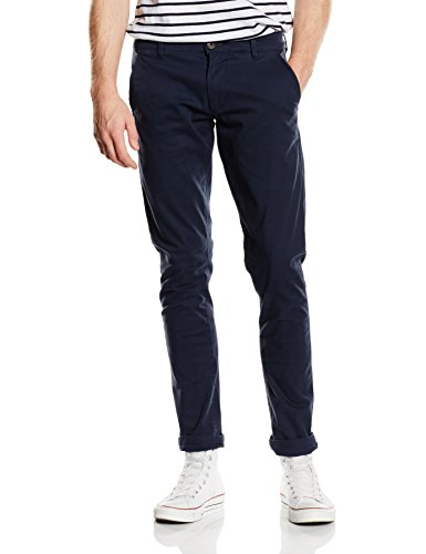 Selected Three Paris, Pantalon Homme bleu (Navy Blazer)