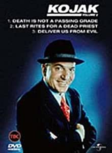 Kojak: Volume 2 - Death Is Not Passing A Grade/Last Rites For ... [DVD] [1974]
