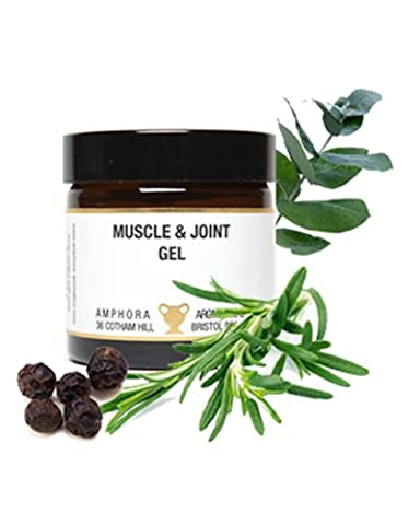 Amphora Aromatics Muscle & Joint Gel 60ml Jar