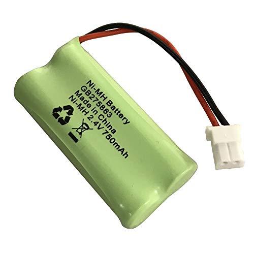 Motorola Baby Monitor mbp621mbp621s kompatibel Akku 2,4V