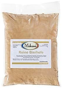 Makana Reine Bierhefe Frischebeutel, 1er Pack (1 x 1.5 kg)