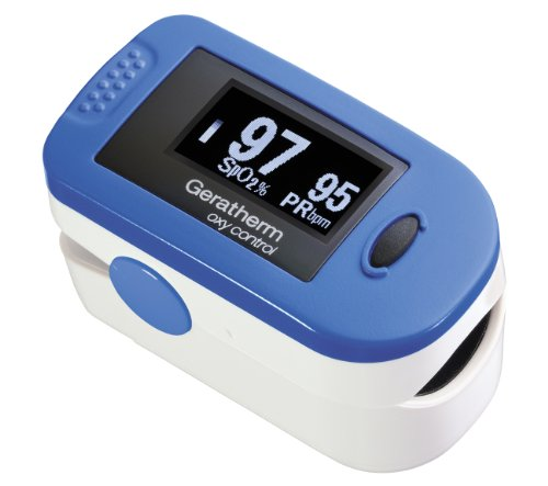 Geratherm oxy control GT-300C203 Finger-Pulsoximeter