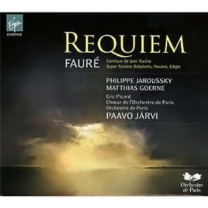 Fauré : Requiem - Cantique de Jean Racine - Elégie - Pavane - Super flumina Babylonis
