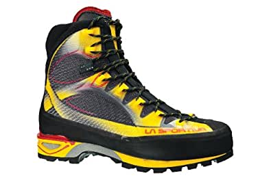 La Sportiva Trango Cube GTX Shoes yellow/black Size 42 2017