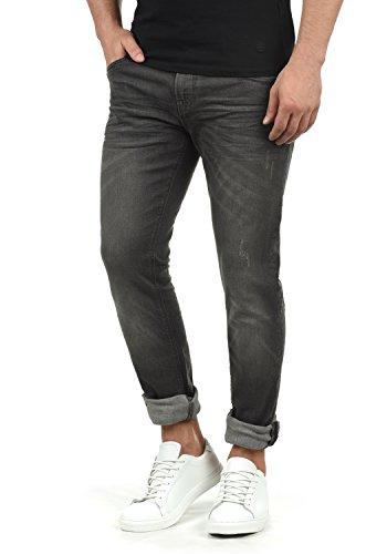 Indicode Aldersgate Jeans da Uomo TagliaW31/32 ColoreDark Grey
