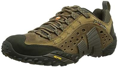 Merrell - Intercept - Chaussure de randonnée - Montante - Homme - Marron (Moth Brown) - 40 EU