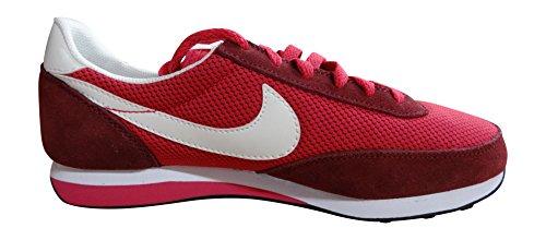 Nike Wmns Elite Textile, chaussures de sport femme Vert - Verde (Dp Grnt / White-Fchs Frc-Brght M)