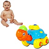 Baby toy, Kolylong Christmas Gift Kids Child Baby Boy Disassembly Assembly Classic car/Motorcycle Design/Turtle Car Design Educational Toy (Turtle Car)