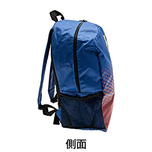 41K8YNm8b9L. SS300  - Barcelona FC Football Club Backpack Rucksack Bag Red Blue Fade Design Official