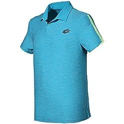 Lotto oberbekleidung Medley Polo Camiseta Turquesa turquesa Talla:extra-large