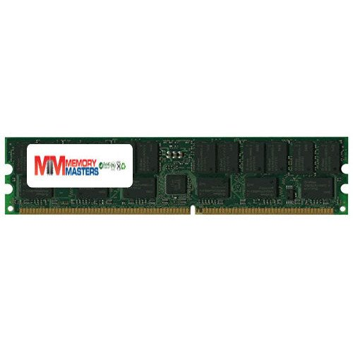 memorymasters 1GB DDR333PC2700CL2.51RX4Single Rank Registered ECC SDRAM DIMM -