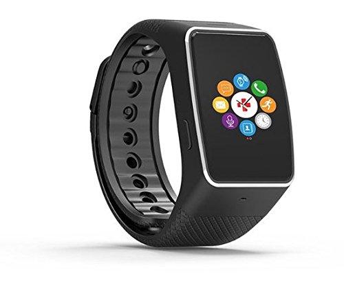 MyKronoz Zewatch 4 Smartwatch, Nero, Taglia Regolabile