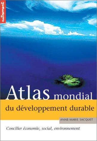 Atlas mondial du développement durable