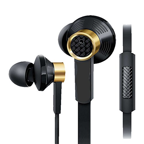 ESTAR Asus VivoTab RT TF600T Compatible In The ear Headphone With Mic And 3.5mm Jack - black  available at amazon for Rs.349