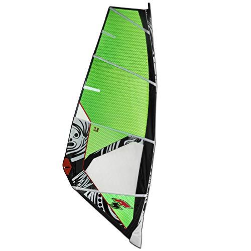F2 Rebel Wave - Concept Series ~ Windsurf Wave KOMPLETT RIGG 4,3 QM + Bag Qm-serie
