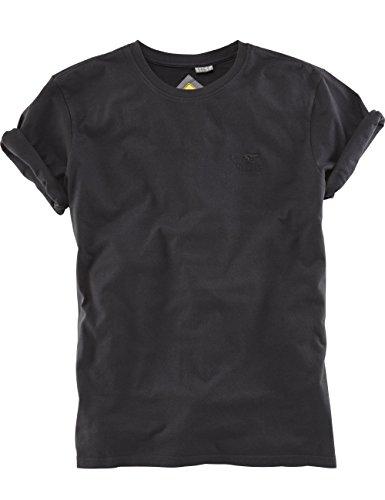ROADSIGN australia Basic T-Shirt Motivation Monday Schwarz