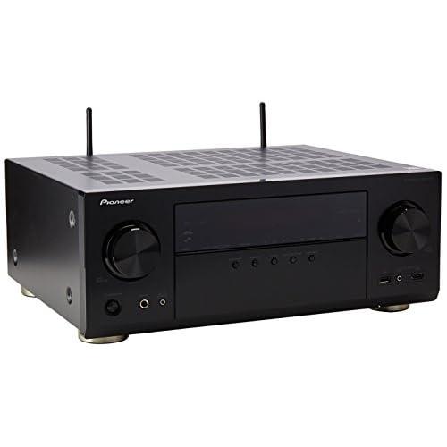 Pioneer VSX-1131-B 7.2 Network AV Receiver with Bluetooth - Black