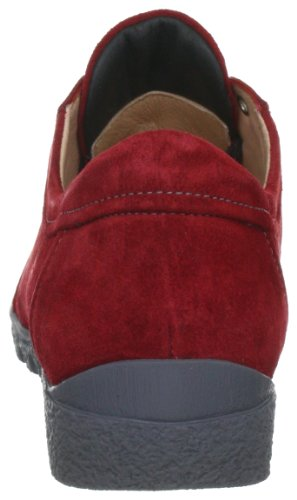 Think - Koehsa, Scarpe stringate Donna Rosso (Rot (rosso/kombi 72))