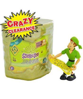 Pirate Crew Scooby Doo Fred der Pirat Slime Pod mit 2Figuren