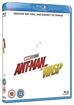 Ant-Man and the Wasp [Blu-ray] [2018]