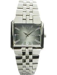 Police W-MATRIX PL11332LS/04M - Reloj de mujer de cuarzo con correa de acero inoxidable