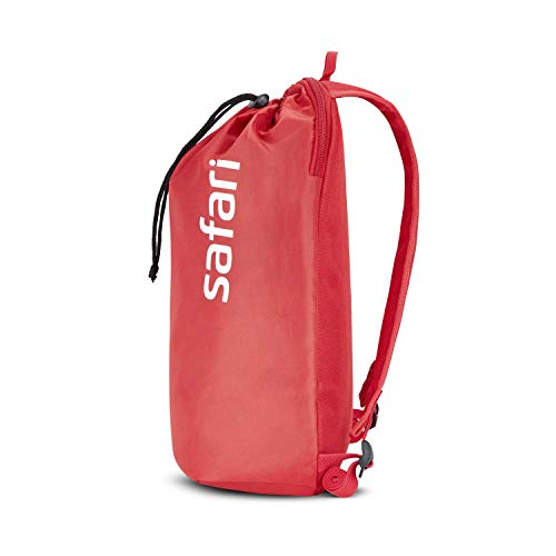 SAFARI 15 Ltrs Cherry Red Casual Backpack (DAYPACKNEO15CBCRE) Image 6