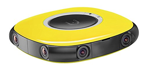 VUZE 3D-360 Grad-4K VR Kamera gelb