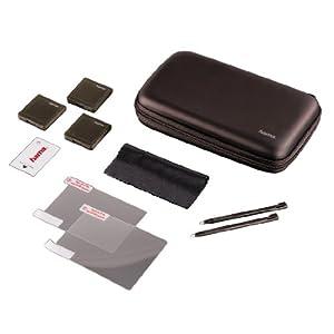 DSi XL – Starter-Set für Nintendo DSi XL, Schokolade