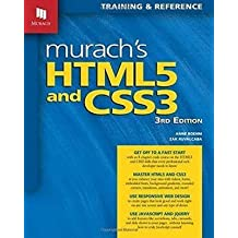 [(Murachs HTML5 & CSS3)] [By (author) Zak Ruvalcaba ] published on (April, 2015)