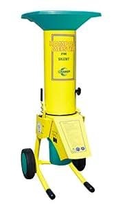 Broyeur de végétaux électrique CRAMER KM SILENT 2400W - 370 kg/h - Capacité 40 mm - 50% de bruit en moins