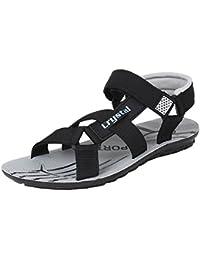 Oricum Men Grey-874 Sandals & Floaters