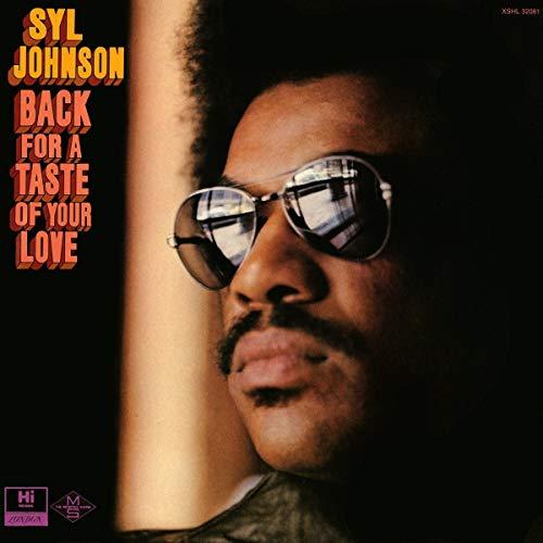 Back for a Taste of Your Love [Vinyl LP] - Taste Back Rock