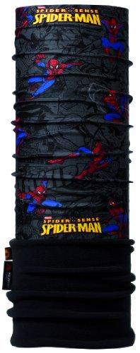 Buff Cache-col multifonctions en polaire Grigio - Spiderman Darkspider