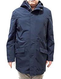 Amazon.it  museum - Blu   Giacche e cappotti   Uomo  Abbigliamento 4f57e26e3b14