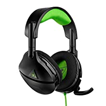 Turtle Beach Stealth 300X Cuffie Gaming Amplificate per Xbox One, Cablate, Nero