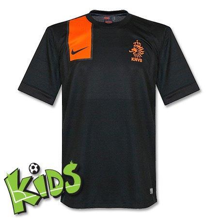 Nike Dutch Away SS Junior (Trikot Holland Away)