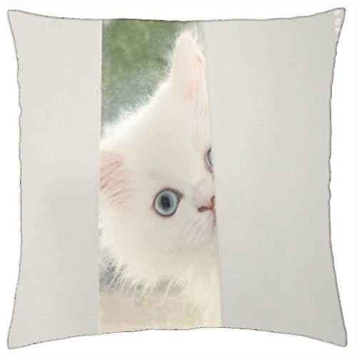 iRocket - Peek-a-Boo! - Throw Pillow Cover (24