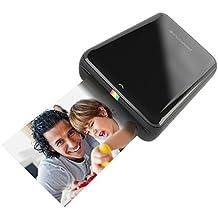Polaroid ZIP - Impresora móvil (Bluetooth, NFC, Micro-USB), color negro