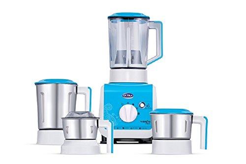 Elgi Ultra Vario+ 750-Watt Mixer Grinder (Pastel Blue)