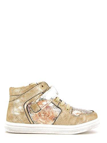 Grunland junior PP0162 Sneakers Bambino Platino 28