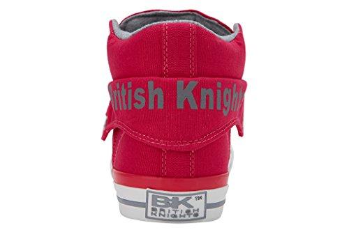 British Knights Roco - Sneakers alte uomo Fucsia