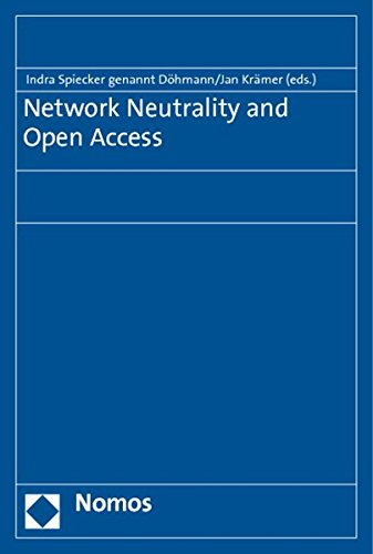 Network Neutrality and Open Access