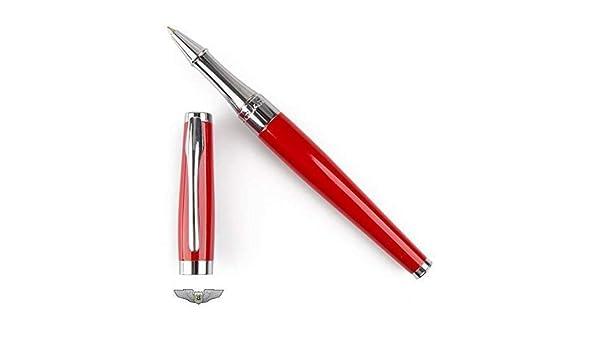 50JGPN500BKA Black Jaguar Collection Genuine Wordmark Ballpoint Pen