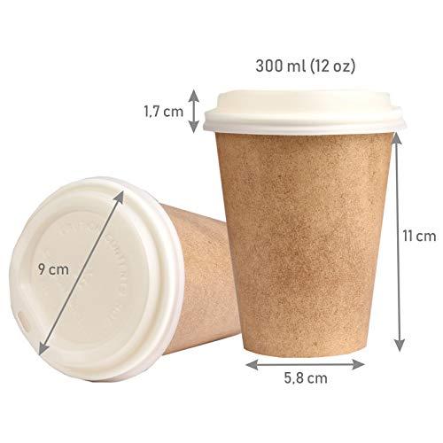 Adventskalender Diy Set Mit 24 Coffee To Go Bechern 100 Biologisch