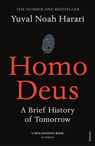 Homo Deus: A Brief History of Tomorrow thumbnail