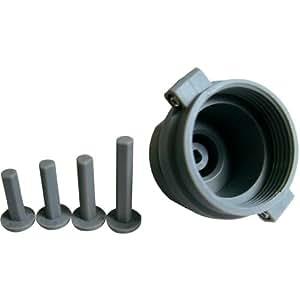 Adaptateur pour thermostat 76030 Adapté pour radiateurs Herz, Saint Gobain, Comap, Markaryd, Remagg, TA