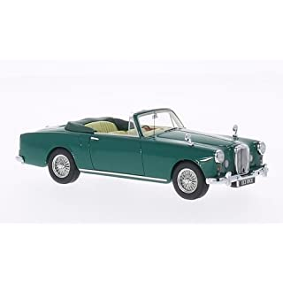 Alvis TD 21 DHC, green, RHD, 1964, Model Car, Ready-made, Neo 1:43