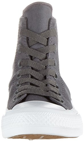 Converse Unisex-Erwachsene Ct Ii Hi Sneakers Grau (Thunder/white/navy)