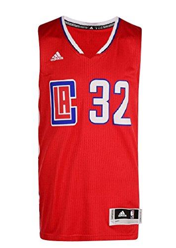 adidas Int Swingman Camiseta La Clippers de baloncesto, Homb.